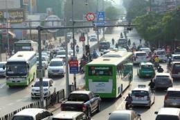 Xe buýt nhanh Hà Nội trước giờ G