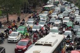 Giải pháp nào cho nỗi ám ảnh tắc nghẽn giao thông những ngày giáp Tết?