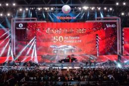 """Ai là chủ nhân 50 xe Camry tại """"Đại hỷ Xuân 2017""""?"""