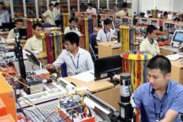 """Hà Nam """"hút"""" dự án công nghiệp hỗ trợ, công nghiệp chế biến, chế tạo"""
