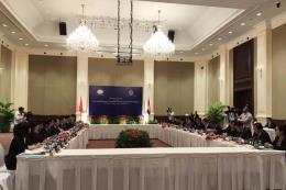 Hội nghị song phương giữa NHNN Việt Nam và NH Quốc gia Campuchia
