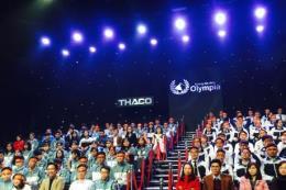 """Thaco tài trợ chương trình """"Đường lên đỉnh Olympia"""""""