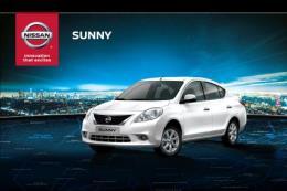 Nissan Việt Nam tiếp tục ưu đãi giá cho mẫu sedan Sunny XL