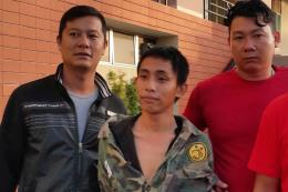 Bắt đối tượng cướp xe taxi tại Cần Thơ