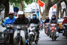 Dự báo thời tiết: Sáng mai 25/3 không khí lạnh sẽ ảnh hưởng đến Hà Nội