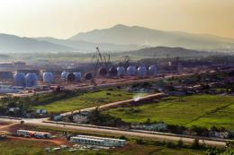 Đối thoại với dân bị ảnh hưởng khi làm Cảng container Long Sơn, TT Nhiệt điện Nghi Sơn