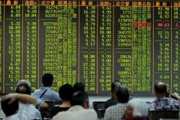 Chứng khoán châu Á khởi sắc trước số liệu kinh tế tích cực của Mỹ