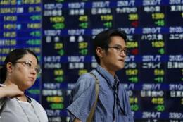 Chứng khoán châu Á trong tâm lý thận trọng trước cuộc họp của Fed