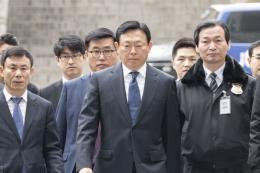 Nhiều thành viên thuộc gia đình lãnh đạo Tập đoàn Lotte ra tòa