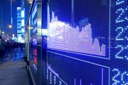 Chứng khoán Hong Kong tăng lên mức cao của 19 tháng