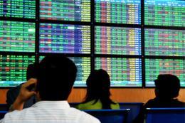 Chứng khoán chiều 22/3: Lực bán tăng cao, VN-Index giảm hơn 3 điểm