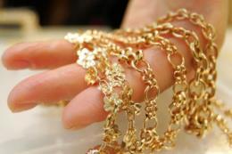 Giá vàng giảm nhẹ trên thị trường châu Á