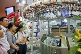 Saigon Tex 2017 - cơ hội cho doanh nghiệp tiếp cận công nghệ hiện đại
