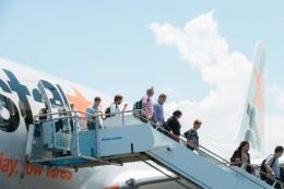 Jetstar Pacific khai trương đường bay quốc tế Đà Nẵng - Hồng Kông (Trung Quốc)
