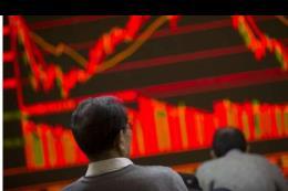 """Chứng khoán châu Á đồng loạt đi xuống, USD thấp gần mức """"đáy"""" 6 tháng"""