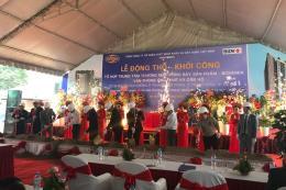 Vinaconex dành 637 tỷ đồng xây toà nhà đa năng tại Nguyễn Huy Tưởng