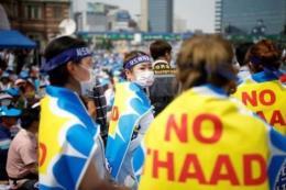 Doanh nghiệp mỹ phẩm Hàn Quốc hứng chịu thiệt hại do THAAD