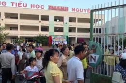 Hoãn thi hành án vụ tranh chấp tại trường MN – TH Thanh Nguyên, Bình Thuận