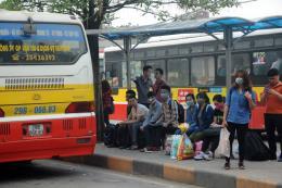 Xe buýt Hà Nội: Lộ trình nhánh tuyến 06A