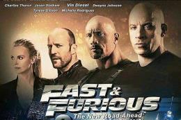 """""""The Fast of the Furious"""" thống trị tuần lễ bình lặng của thị trường Bắc Mỹ"""