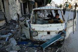 Hàng chục người thiệt mạng trong các cuộc không kích mới tại Tây Bắc Syria