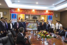 PVOIL nắm 20% thị phần bán lẻ xăng dầu tại Lào