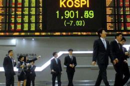 Chứng khoán châu Á khởi đầu tuần mới trong sắc xanh