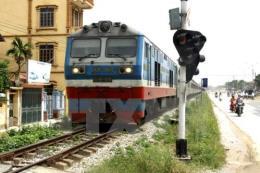 Xử lý vi phạm hành lang an toàn giao thông đường sắt