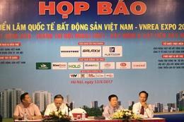 Gần 300 doanh nghiệp tham gia Vietbuild Hà Nội 2017 - lần 2