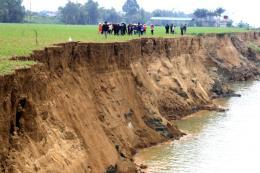 Phải nhanh chóng tìm ra nguồn nguyên liệu thay thế cát tự nhiên