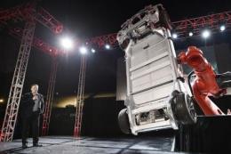 Trong tương lai các nhà máy sản xuất ô tô có thể không cần đến con người