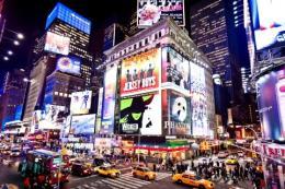 Sân khấu Broadway lại