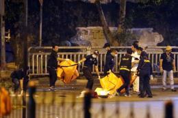 Đánh bom liều chết tại Jakarta khiến nhiều cảnh sát thương vong