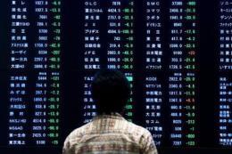 Chỉ số Nikkei 225 trên sàn Tokyo lên 21.464,98 điểm
