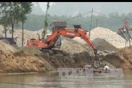 Việt Nam thực hiện chủ trương không xuất khẩu mọi loại cát