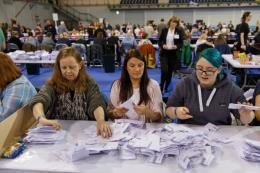 Bầu cử Anh: Nước Anh đối mặt bất ổn chính trị
