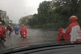 Dự báo thời tiết ngày 24/6: Hà Nội có mưa rào, dông vài nơi