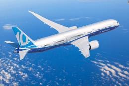 Máy bay 737 MAX 10 của Boeing hút khách tại Triển lãm Hàng không Paris 2017