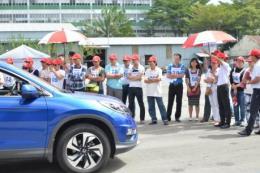 Honda Việt Nam thực hiện 16 chương trình đào tạo lái xe ô tô an toàn