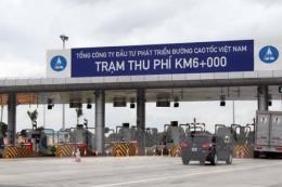 Từ 1/7, phạt nặng đối với hành vi gian lận vé trên cao tốc Nội Bài – Lào Cai