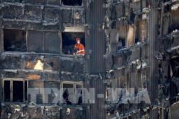 Gần 30 tòa nhà ở Anh không đáp ứng yêu cầu an toàn cháy nổ
