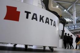 Chi phí phát sinh sau khi phá sản mà Takata phải gánh vẫn còn để ngỏ