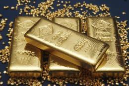 Giá vàng giảm trước dự đoán lãi suất của Mỹ có thể tăng cao trong năm 2018