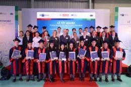 Tập đoàn Bosch hỗ trợ khởi nghiệp đổi mới sáng tạo tại Việt Nam