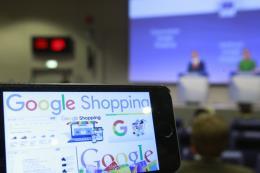 Google bị phạt 2,4 tỷ euro vì vi phạm quy định chống độc quyền của EU