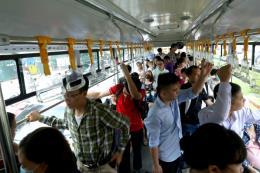 Xe buýt nhanh BRT số 1 tại Tp. Hồ Chí Minh: Đảm bảo hiệu quả khai thác