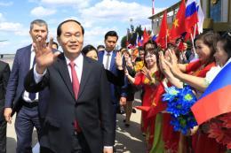 Chuyên gia Nga bình luận về quan hệ Việt-Nga