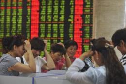 Chứng khoán châu Á khép lại tháng Sáu trong sắc đỏ