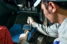 Trên 10.000 lượt xe làm dịch vụ vệ sinh giàn lạnh điều hòa Toyota