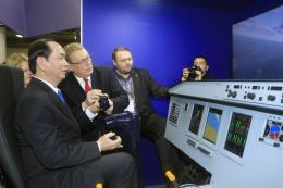 Chủ tịch nước Trần Đại Quang kết thúc chuyến thăm chính thức Liên bang Nga
